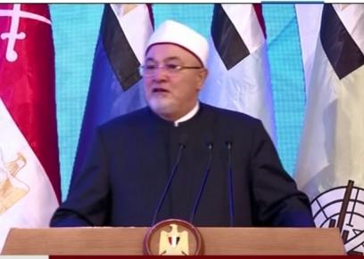 الشيخ خالد الجندي، عضو المجلس الأعلى للشؤون الإسلامية