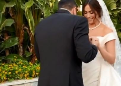 حفل زفاف هاجر أحمد