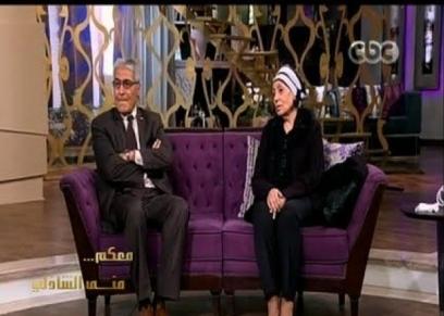 رجاء حسين وسيف عبدالرحمن