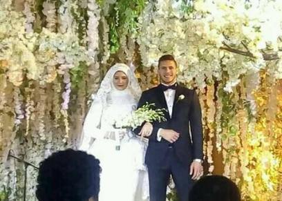 العروس حبيبية والعريس رمضان صبحي