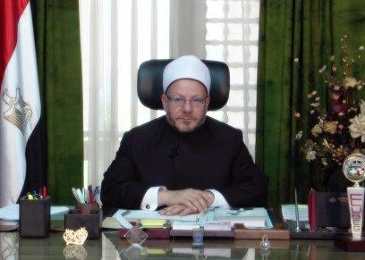 د.شوقي علام - مفتي الجمهورية