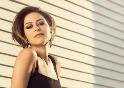 الفنانة منة شلبي