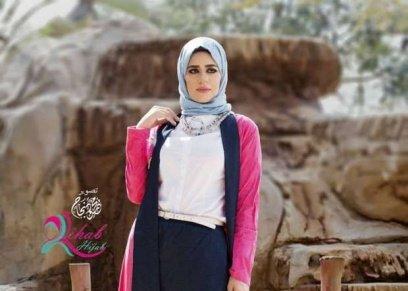   رحاب أبو طالب مصممة الأزياء تقدم للفتيات أصحاب الجسم الممتلىء نصيحة في رمضان
