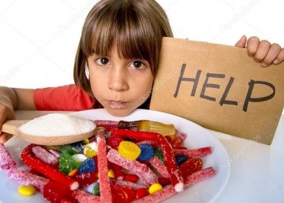 نصائح تساعد الأطفال على تقليل كميات السكريات يوميا