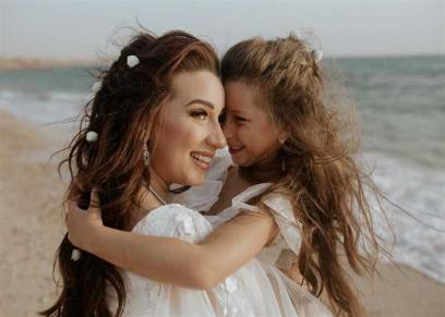بالصور| بإطلالة مرعبة ابنة أسما شريف منير بعيد الهالوين.. ومتابعيها