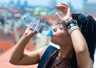 اضرار قلة شرب الماء