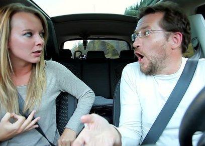 حكم ركوب البنت مع زميلها في سيارة وحدهما