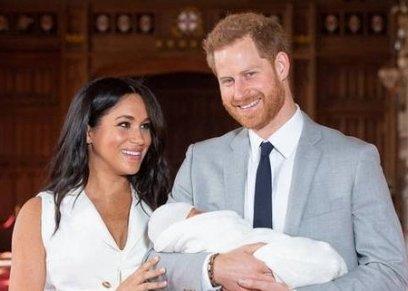 يحمل الاعتزاز بوالديه.. تعرف على معنى الاسم الغريب لابن الأمير هاري وميجان