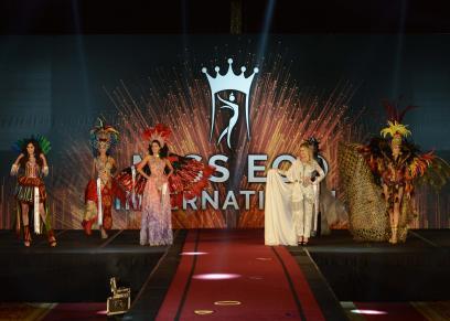 بالصور| انطلاق فاعليات حفل افتتاح ملكة جمال العالم للسياحة والبيئة 2019