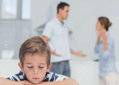 كيف ترحين طفلك نفسيا بعد الانفصال