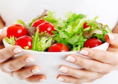 دراسة توضح فائدة النظام الغذائي النباتي لـ