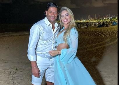 هالك وزوجته الجديدة