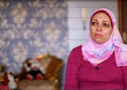 نسرين الحاصلة على حكم حضانة طفلها