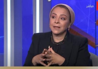 المحامية نهاد أبو القمصان.. رئيس المركز المصري لحقوق المرأة