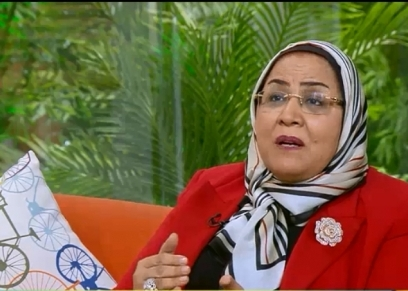 الدكتورة جيهان فؤاد استشاري التغذية العلاجية للأطفال