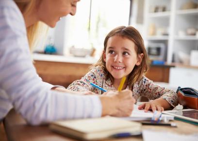 ستعداد الأمهات لاستقبال امتحانات نصف العام