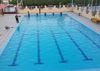 وفاة طفل اثناء تمارين السباحة