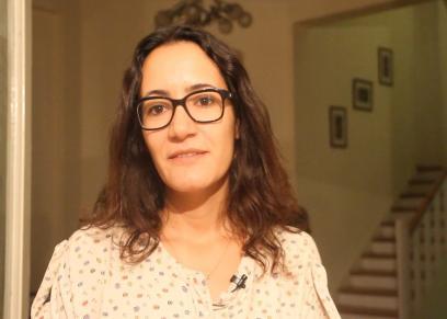 المخرجة مريم أبوعوف