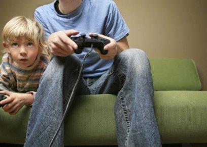 ألعاب الفيديو تزيد السلوك العنيف عند الأطفال