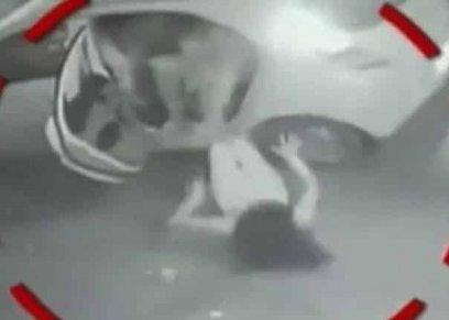 بالفيديو| قبل ساعات قليلة من زفافها.. اختطاف عروس على يد مجهولين