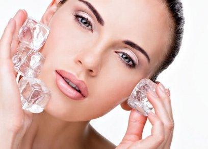 الماء البارد الحل الامثل لعلاج البشرة
