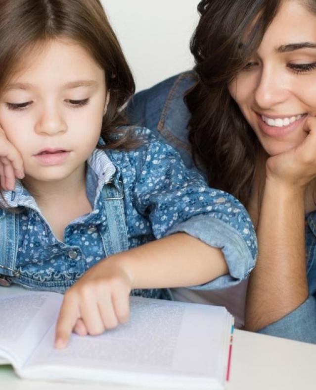 تعويد الأطفال على حب القراءة
