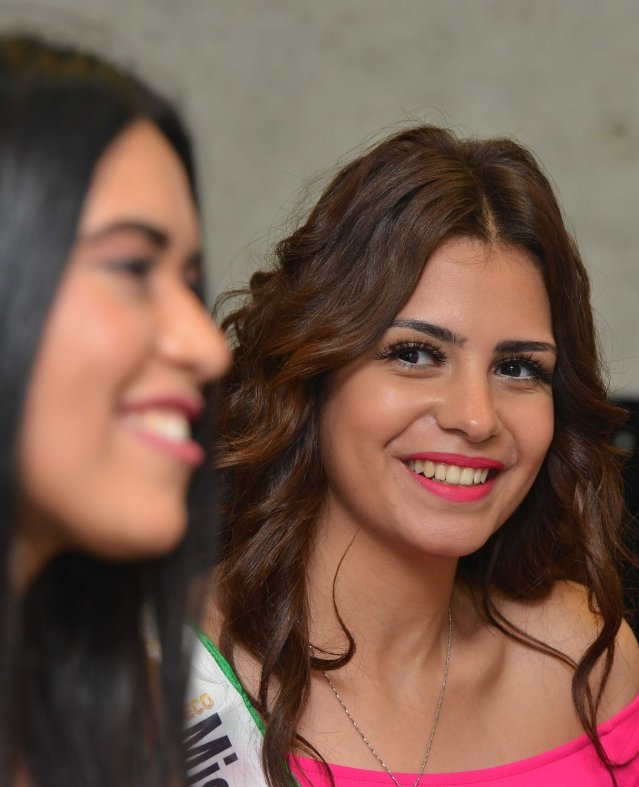 """ملكة جمال مصر للسياحة والبيئة ٢٠١٨ ووصيفاتها في ضيافة """"هن"""""""