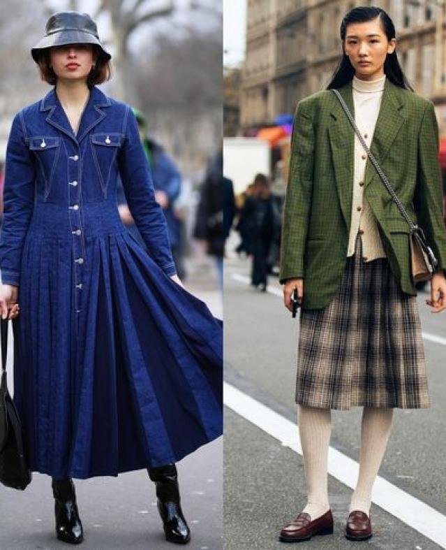 أطلقت مجموعة من دور الأزياء العالمية عددا من التصميمات المختلفة والجذابة للنساء لشتاء عام 2022.