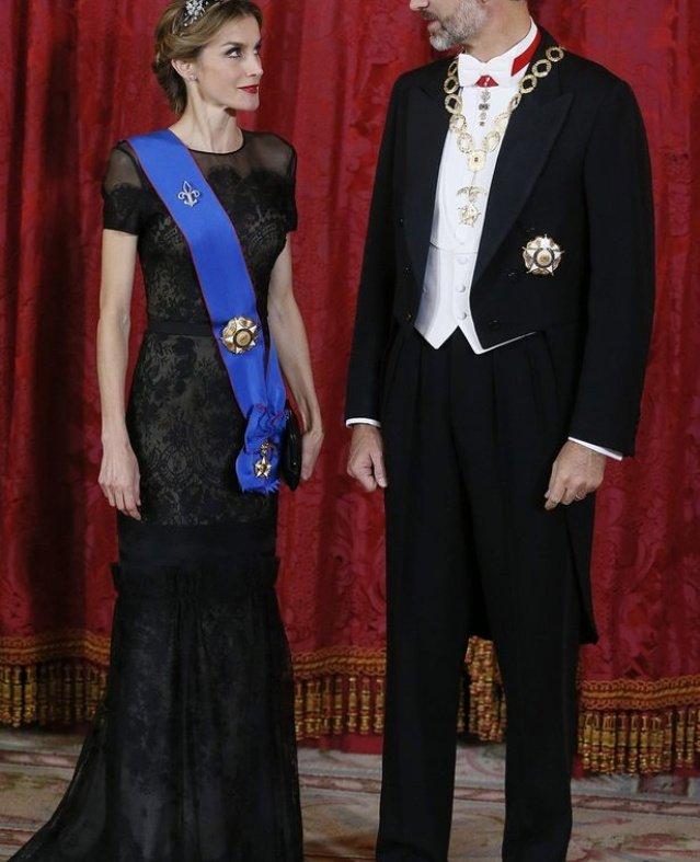 ملكة إسبانيا