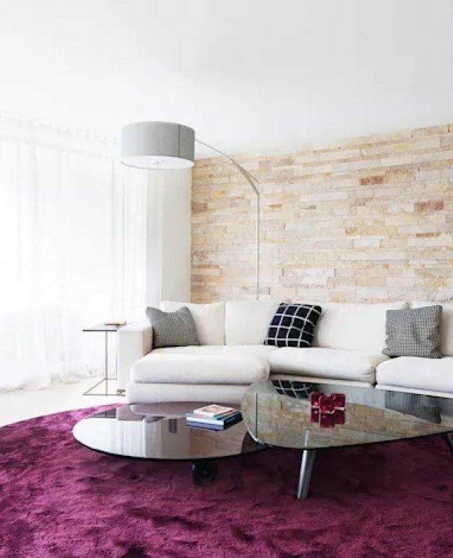 فرش وتجهيز غرف المعيشة