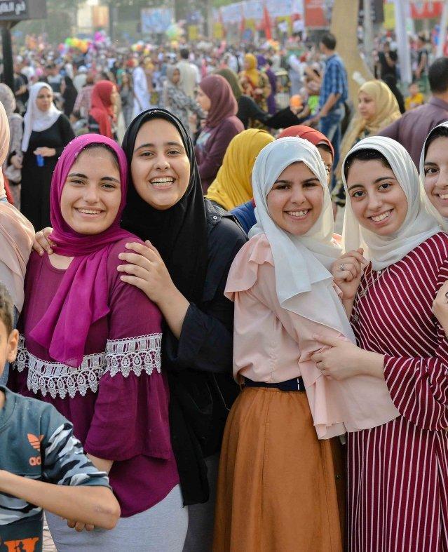 صلاة عيد الفطر 2019