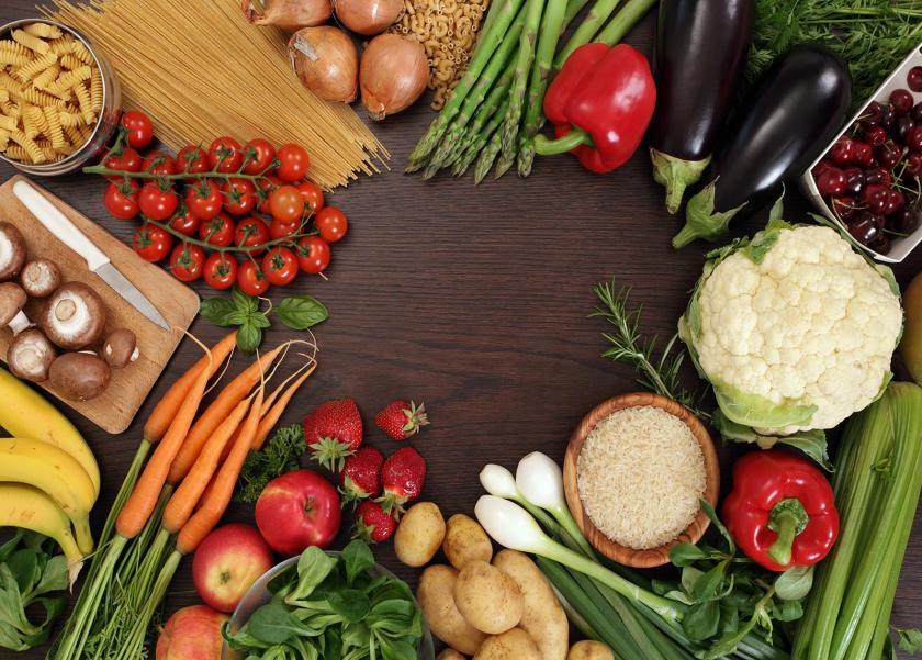 طعام صحي - أرشيفية