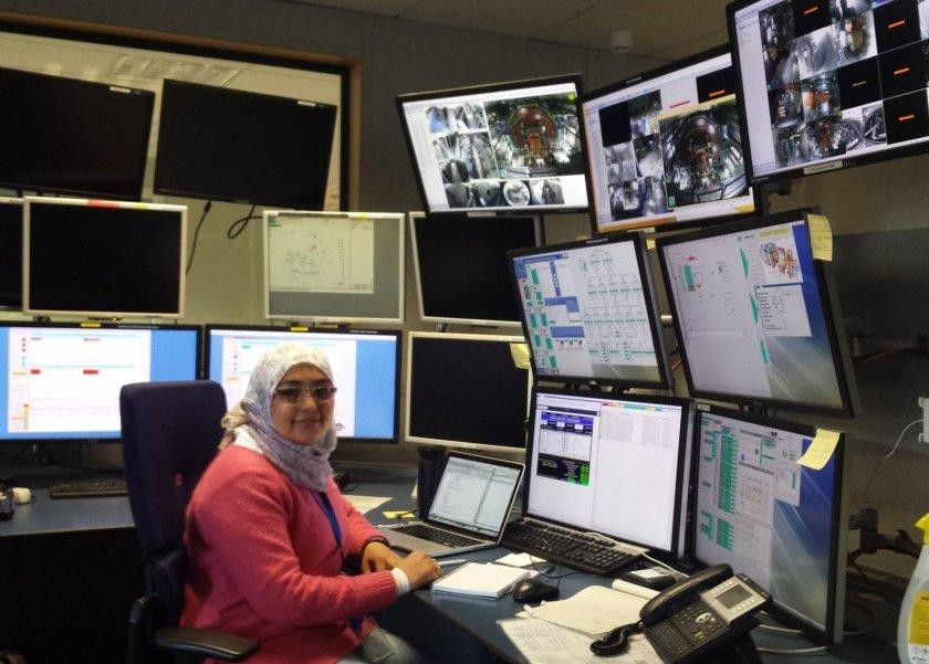 شيماء أبو زيد.. أول مصرية ضمن فريق مركز CERN للأبحاث النووية