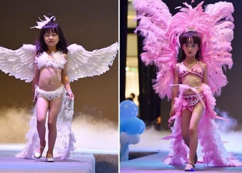 585fbb4404caa عرض أزياء الفتيات