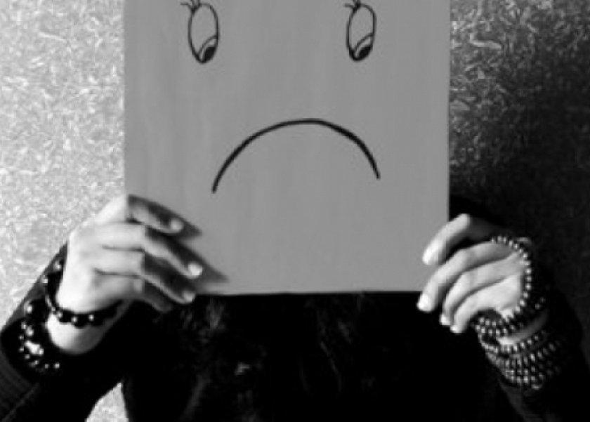صورة تعبيرية عن الاكتئاب