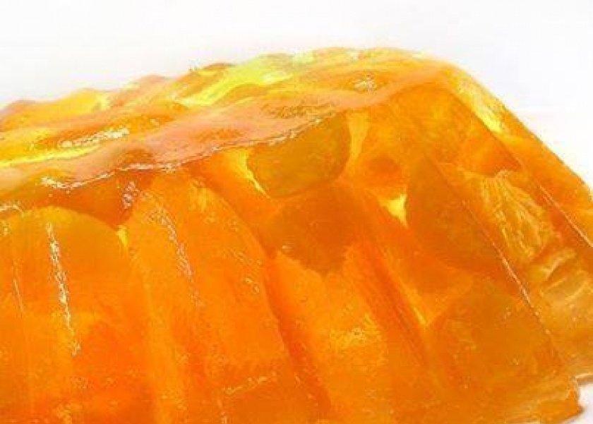 جيلي البرتقال
