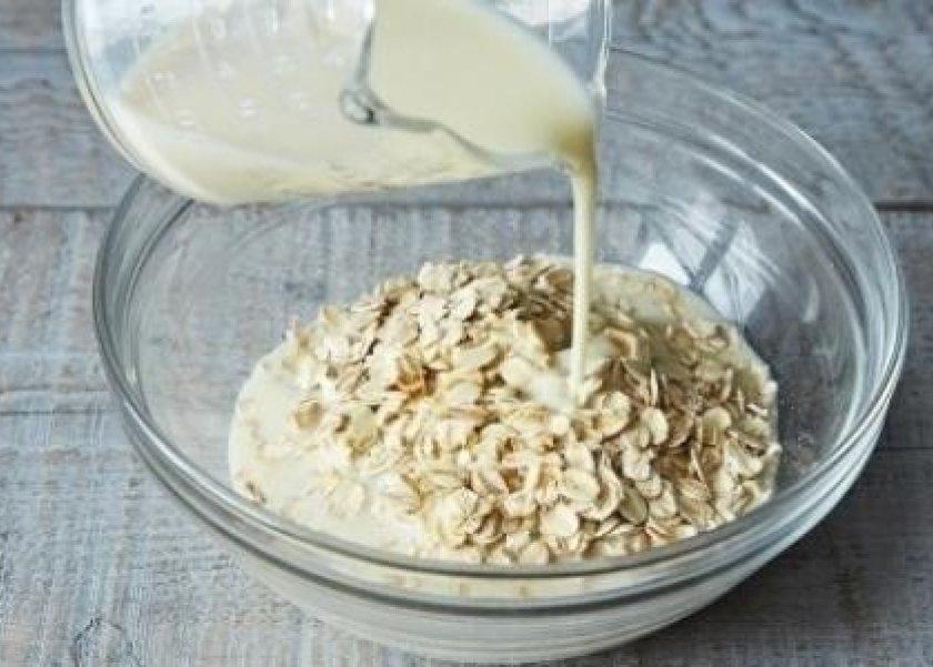 تعرف على فوائد حليب الشوفان.. يحارب الجوع الشديد