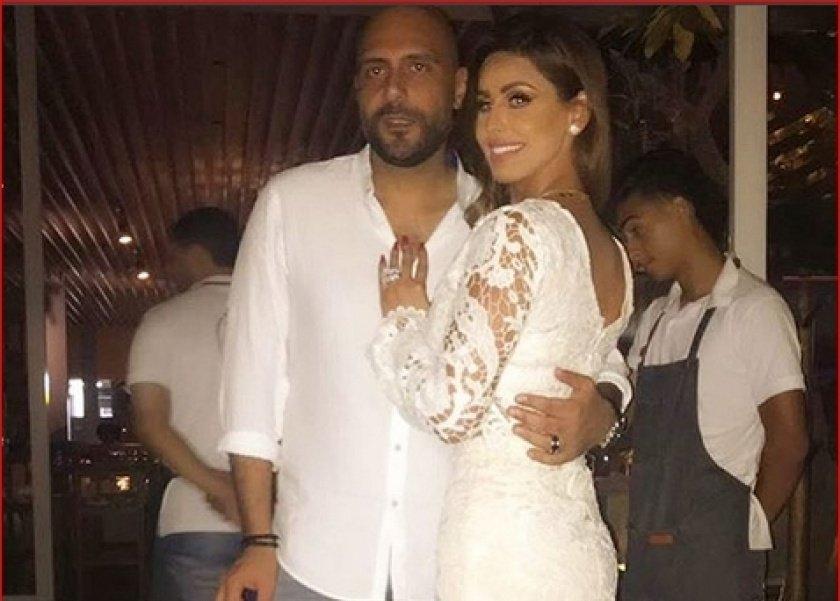 هبه مجدي تهنئ مي سليم على زواجها من وليد فواز:
