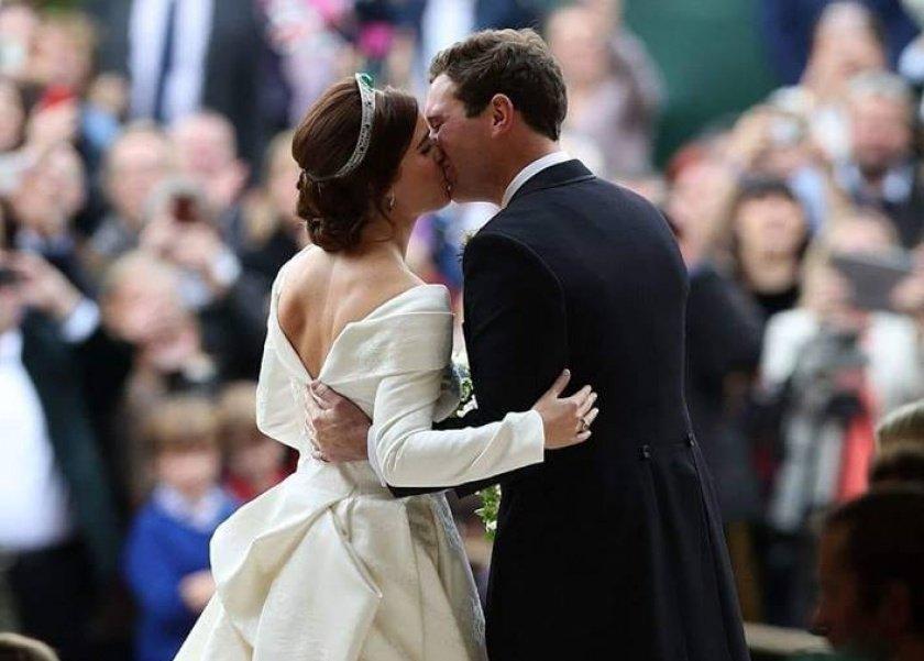 زفاف الأميرة يوجيني