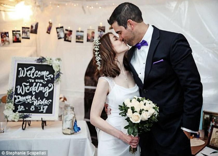شاب يتزوج من فتاه بعد طلب يدها بساعتين