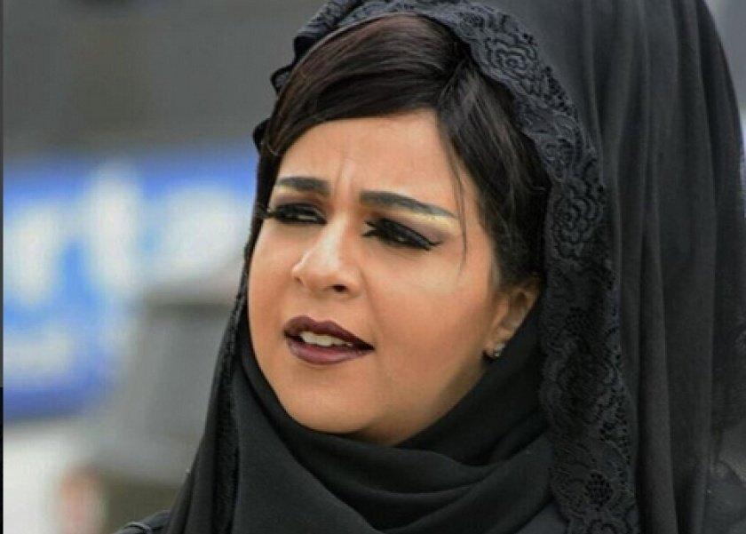 ايمى سمير غانم بالحجاب الخليجي.. ومتابعيها: