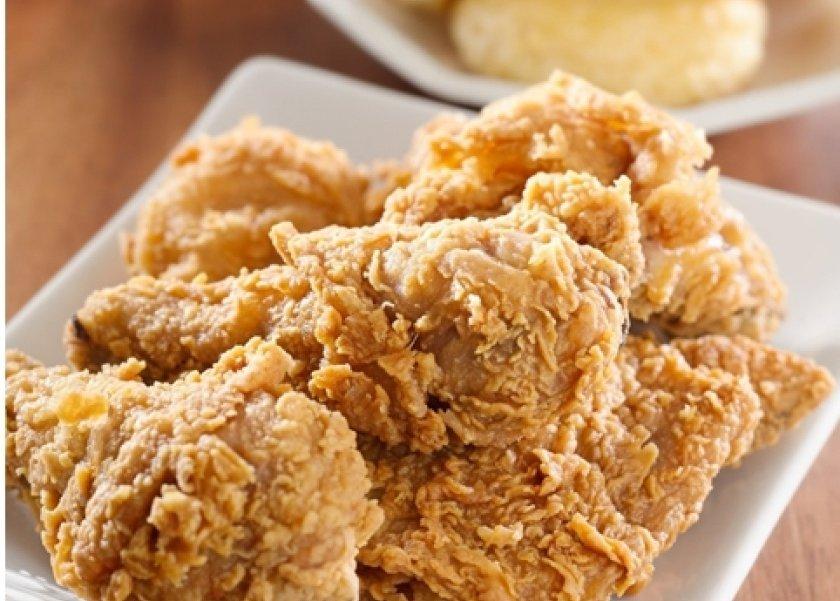دجاج مقرمش