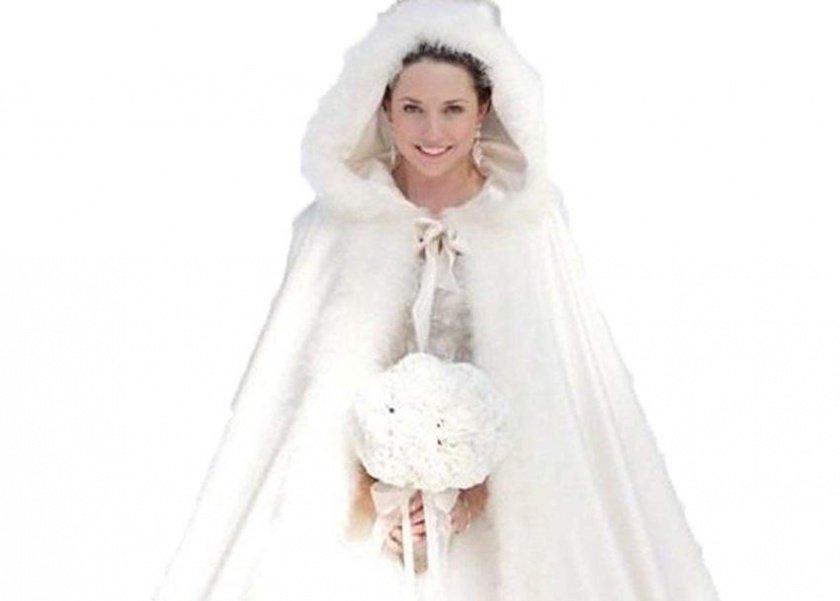 أحتياطات الزفاف في الطقس البارد والمتقلب