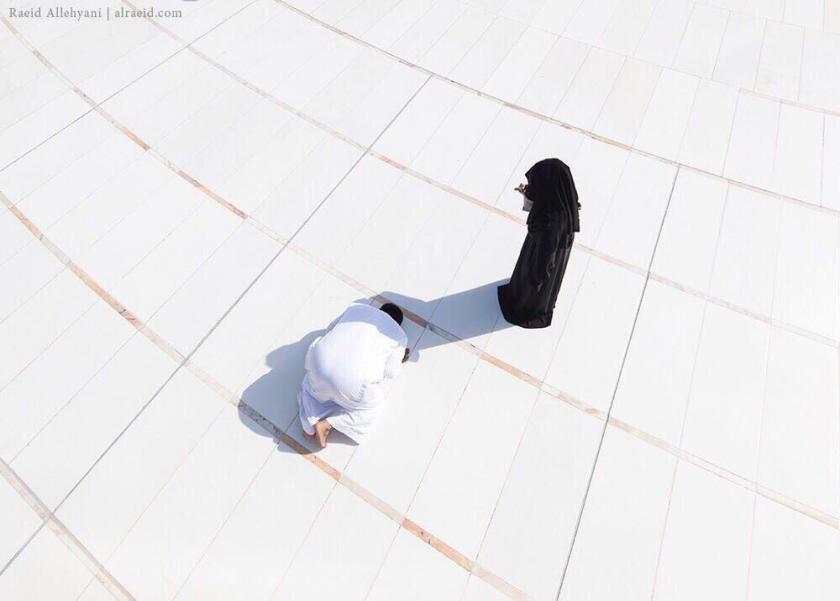 صورة بعدسة المصور السعودي
