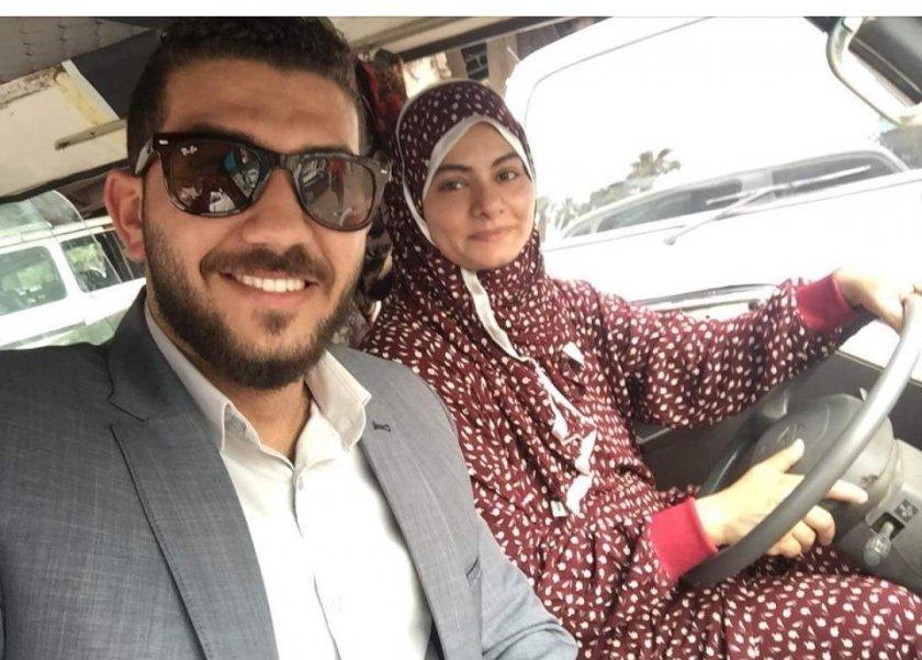 رانيا سائقة الميكروباص
