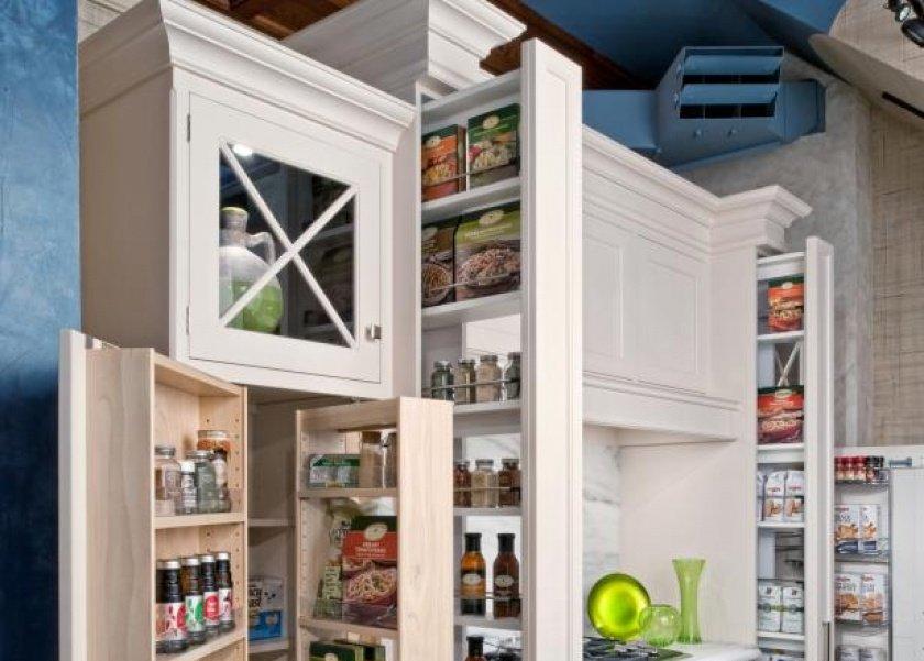 أفكار تخلصك من ضيق المطبخ