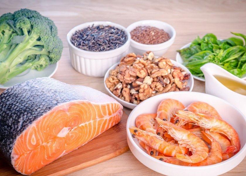 أغذية غنية بالبروتين