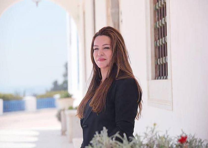 ليلى الهمامي، مرشحة الرئاسة التونسية