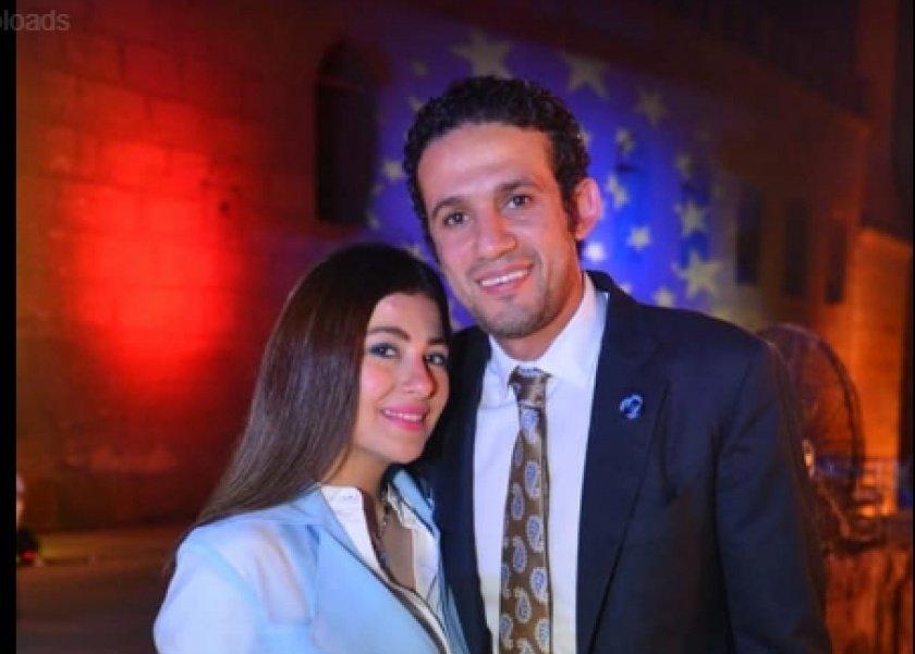 زوجة محمد فضل توجه لها رسالة عقب انتهاء البطولة