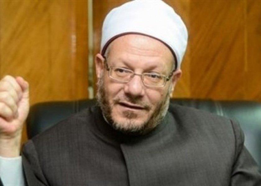 الدكتور شوقي علام،مفتي الديار المصرية